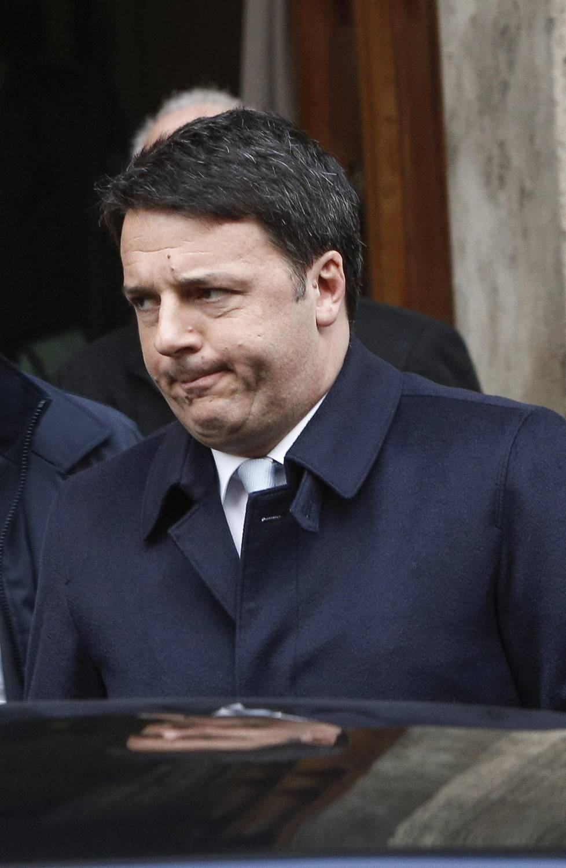 Il futuro nero di Renzi
