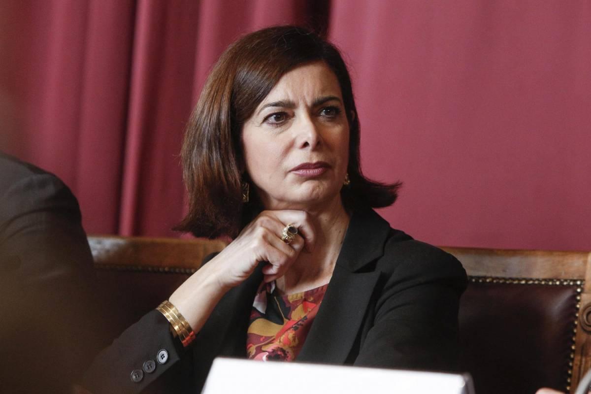 """La Boldrini: """"Sel non esiste più, io sono un indipendente"""""""