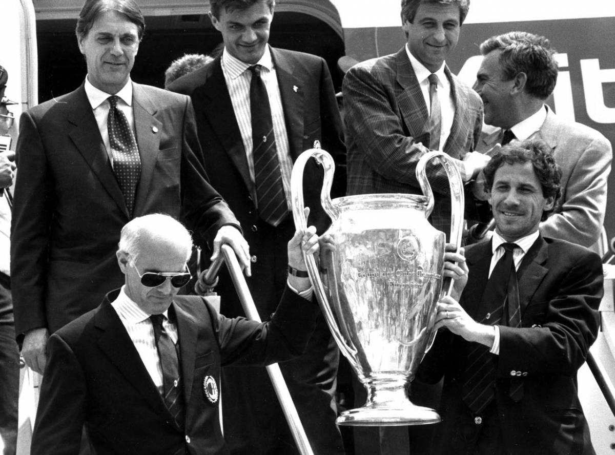 """Cesare Maldini, il ricordo di Arrigo Sacchi: """"Un grande tecnico, un grandissimo giocatore"""""""