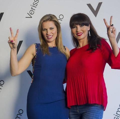 Verissimo, il ritorno in tv di Laura Freddi e Miriana Trevisan