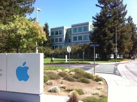 Mistero nella sede di Apple. Trovato un cadavere in sala conferenze