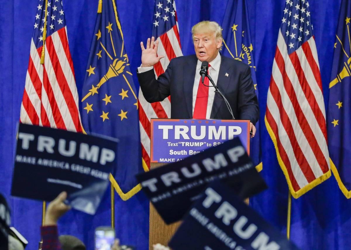Idea choc per bloccare Trump: abolire il suffragio universale