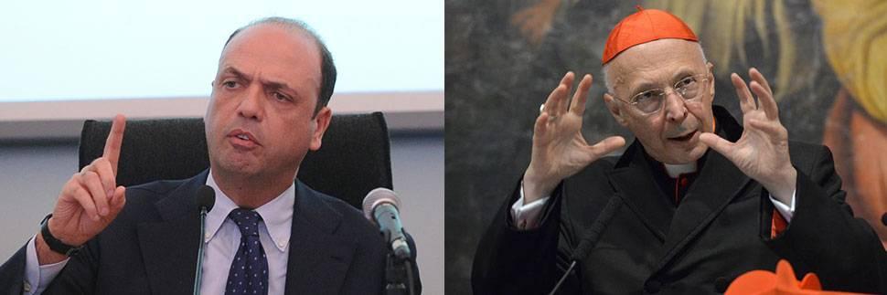 Utero in affitto, botta e risposta tra Bagnasco e il ministro Alfano