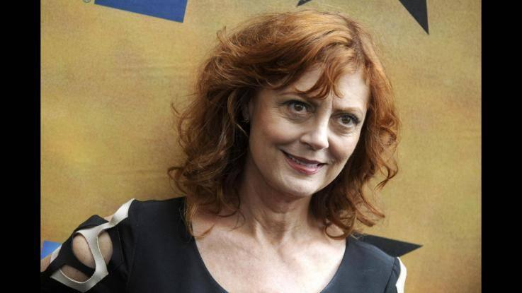 Susan Sarandon si racconta al Taormina Film Fest