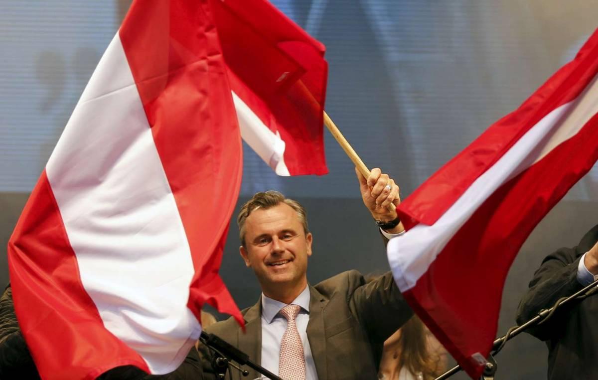 Austria, le elezioni furono irregolari: la Corte Costituzionale ordina di ripeterle