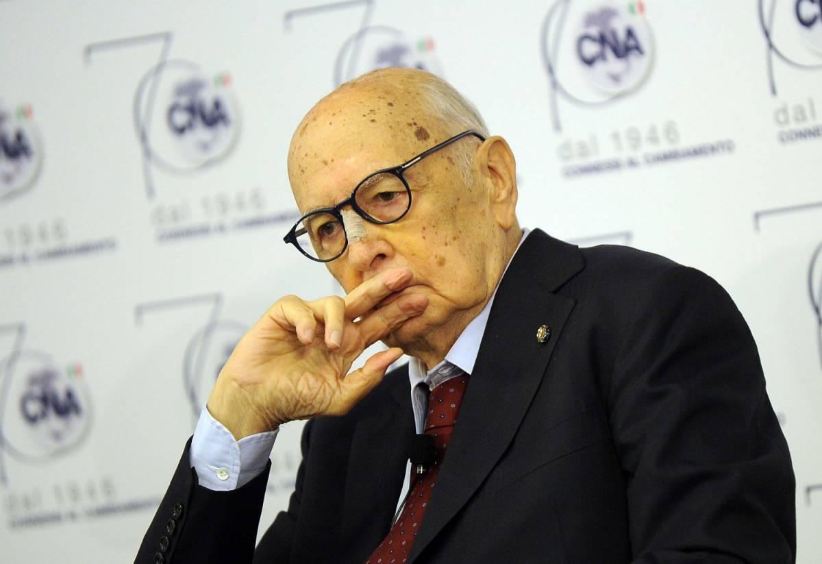 Malore per Napolitano: operato d'urgenza al cuore
