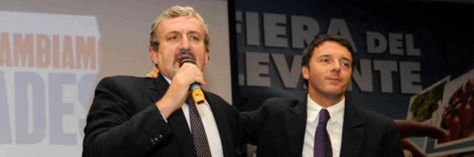 Duello di fuoco tra Renzi ed Emiliano