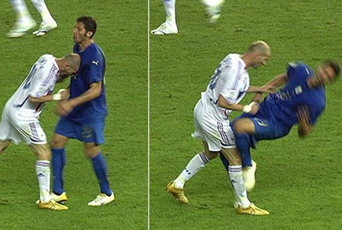 """La verità di Materazzi su Berlino: """"Ecco cosa dissi davvero a Zidane"""""""