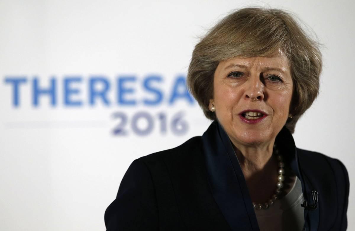 Gb, al posto di Cameron ora arriva Theresa May
