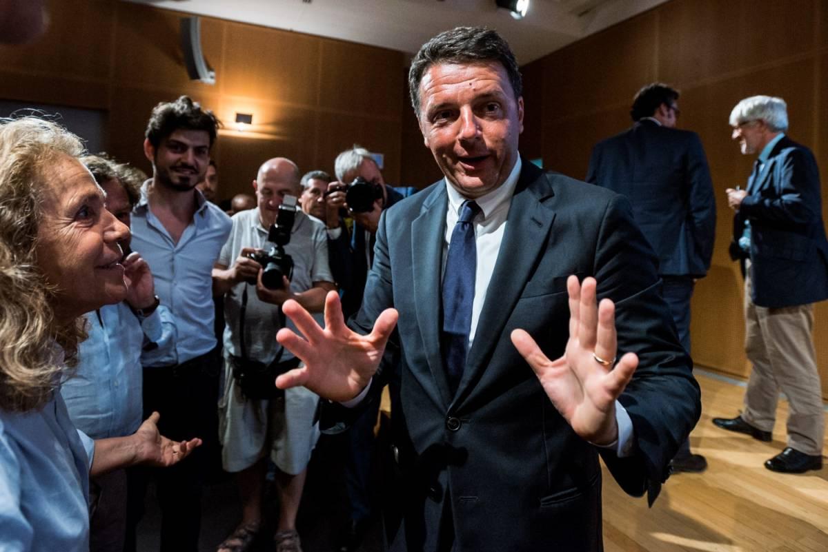 Il fondo pensione di Renzi pagato coi soldi dell'Unicef sottratti da suo cognato