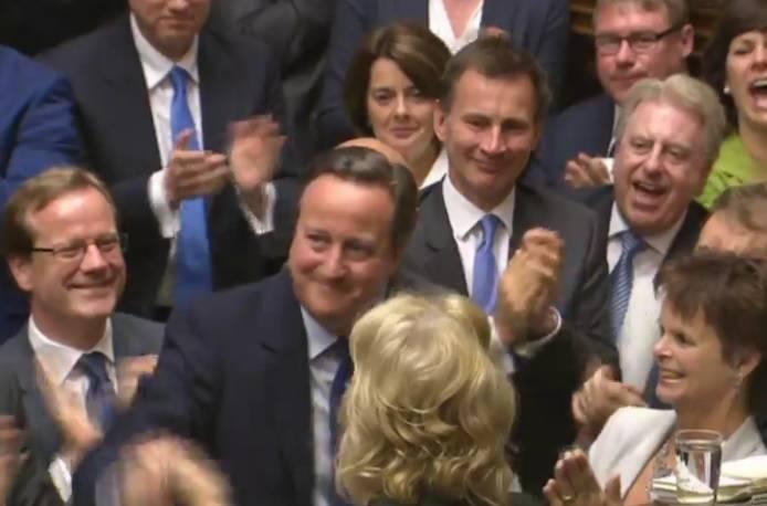 Cameron, ultimo discorso da premier alla Camera dei Comuni
