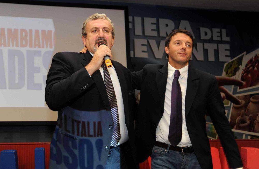Emiliano diserta la visita a Taranto di Renzi