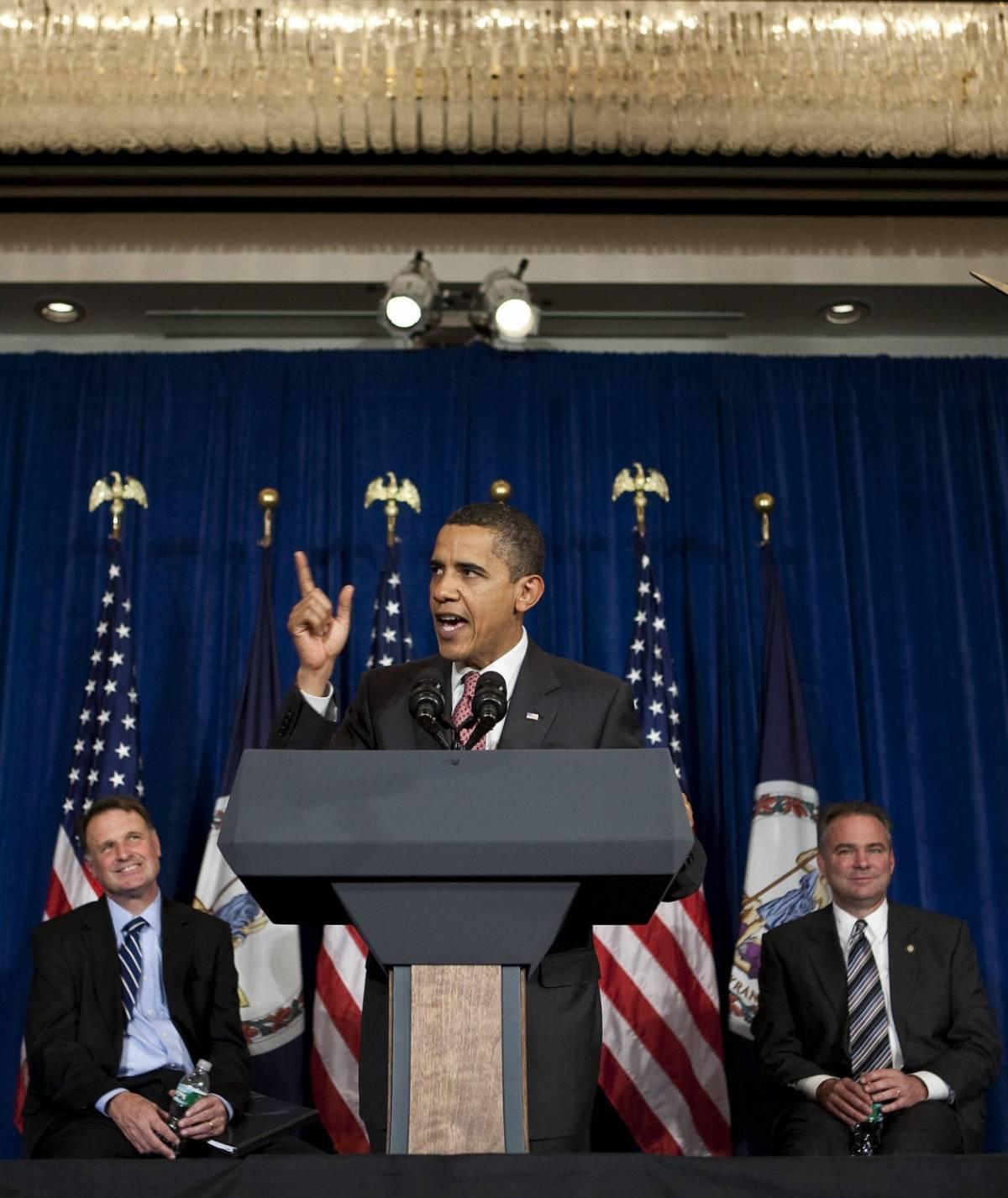 Barack Obama è un parassita. Il dubbio onore per il presidente