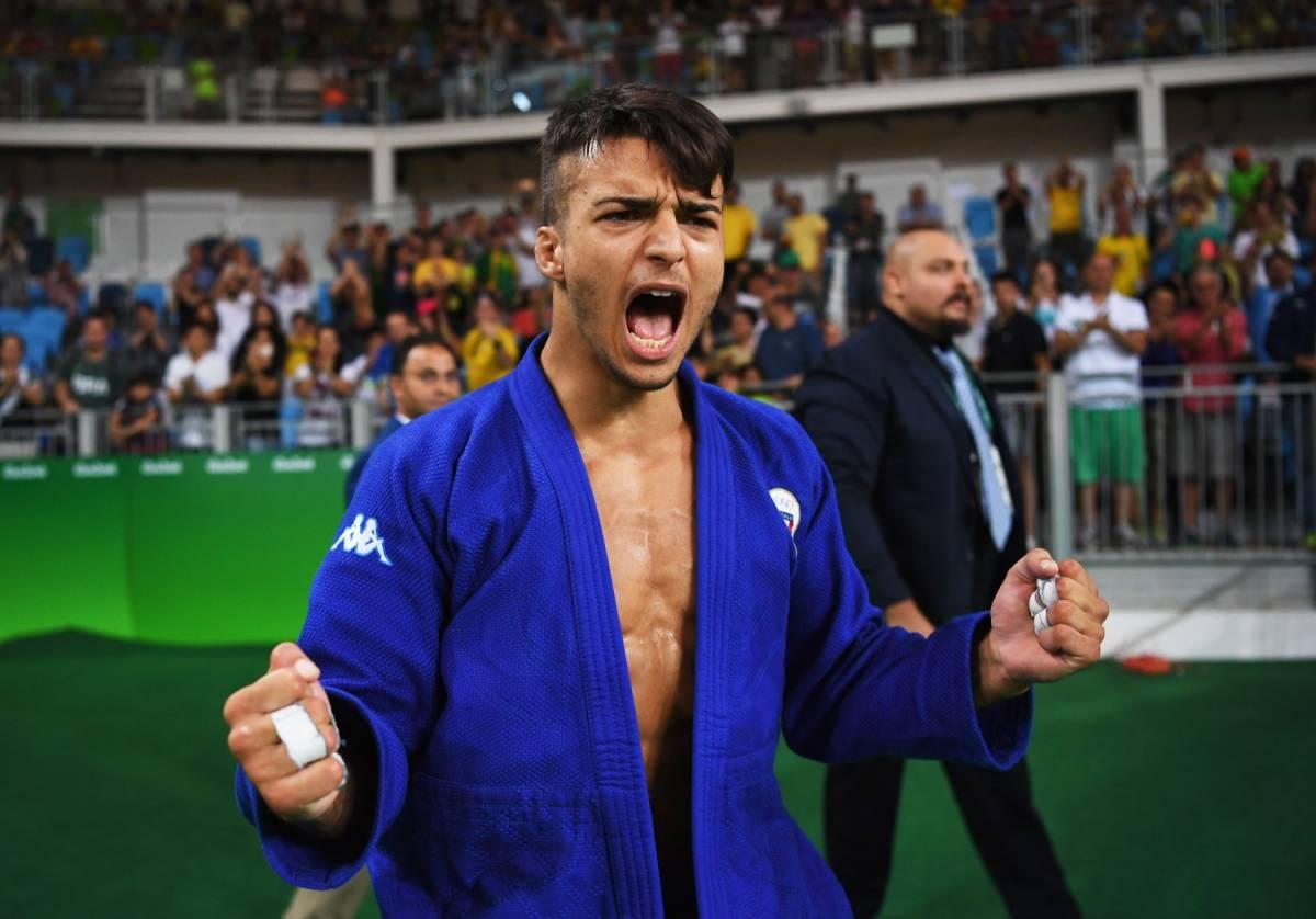A Rio Basile entra nella storia: è il 200° oro azzurro ai Giochi