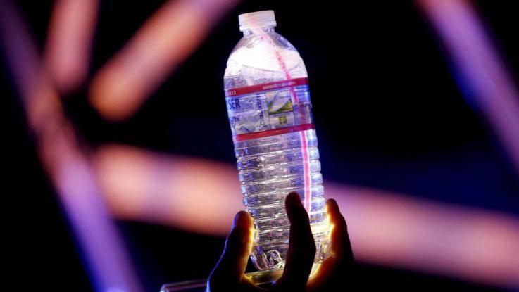 Ecco la classifica delle acque in bottiglia