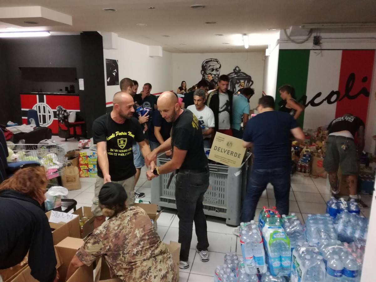 Ultras divisi sugli spalti,  ma uniti nella solidarietà