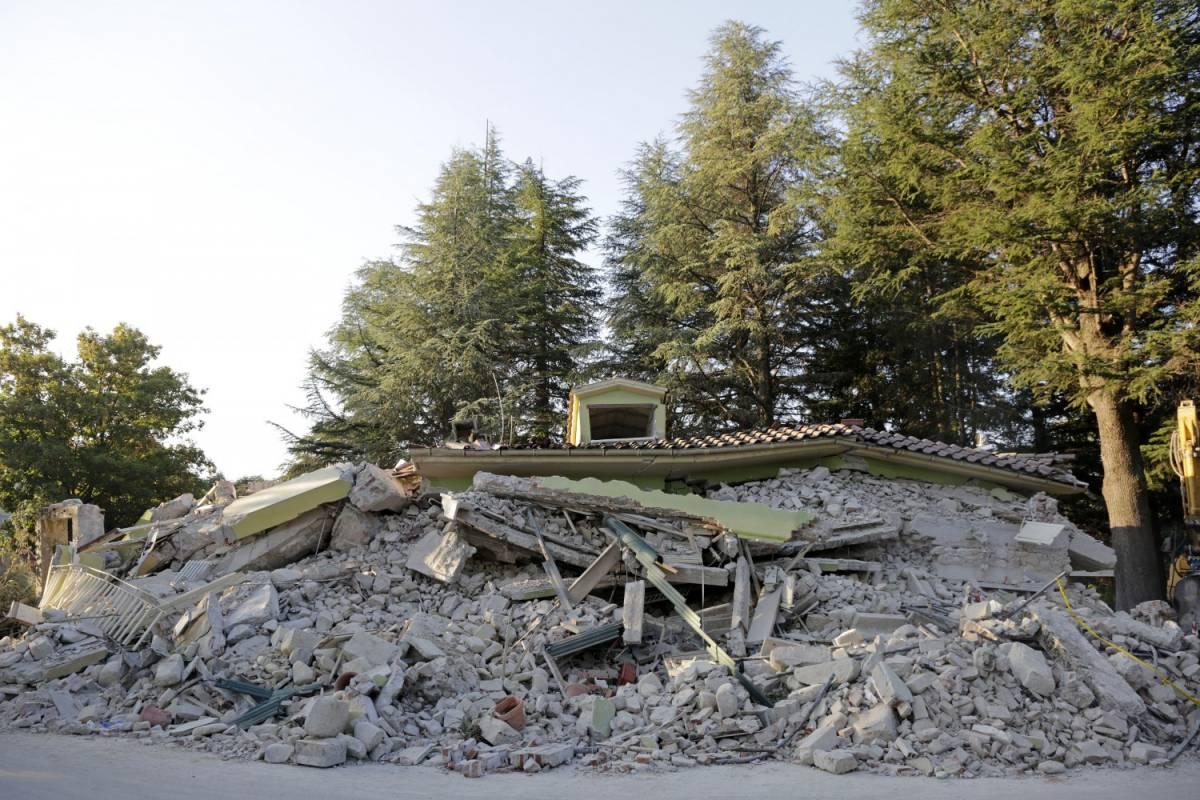 Il terremoto aumenta il rischio di depressione, ansia, stress e angoscia