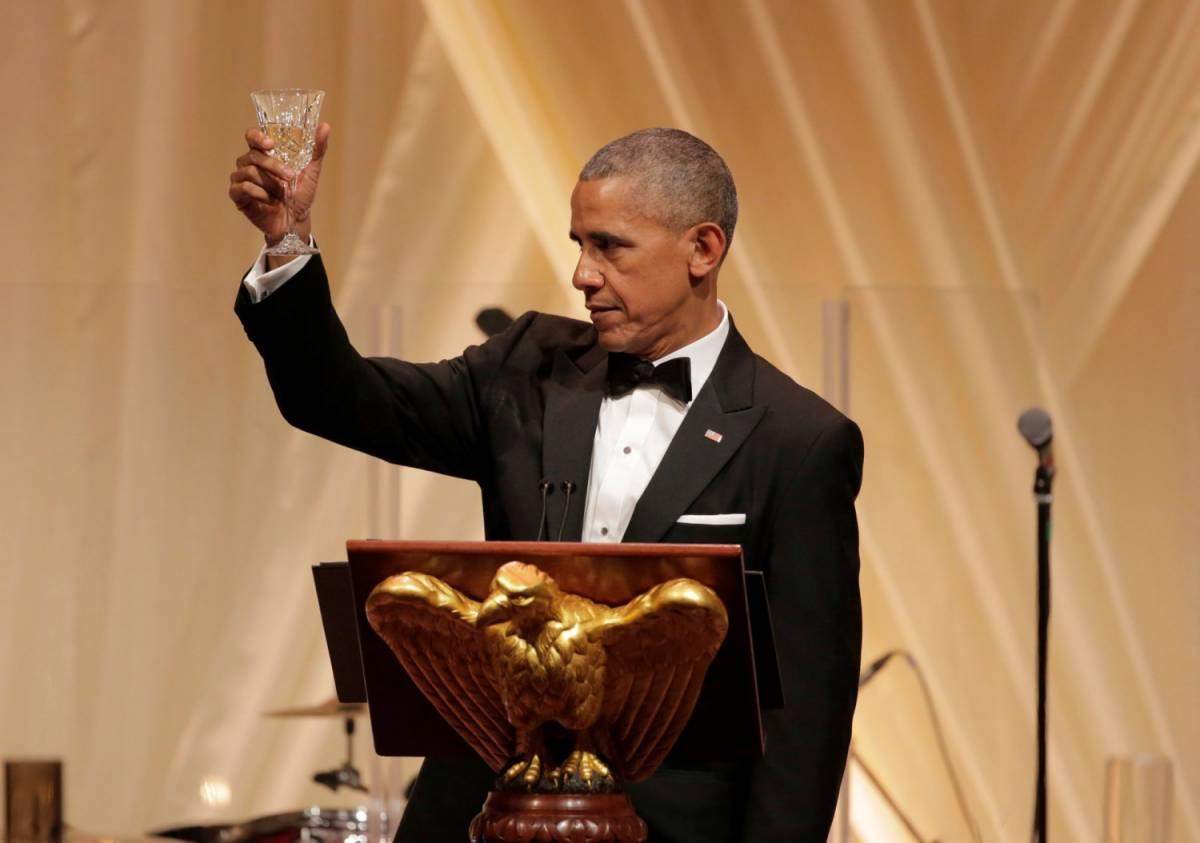 "Deputato sardo: ""Obama ha servito a Renzi un vino fuorilegge"""