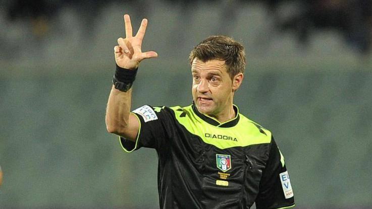 """Rizzoli 'assolve' Rocchi e il Var: """"In Roma-Inter errore umano e non di protocollo"""""""