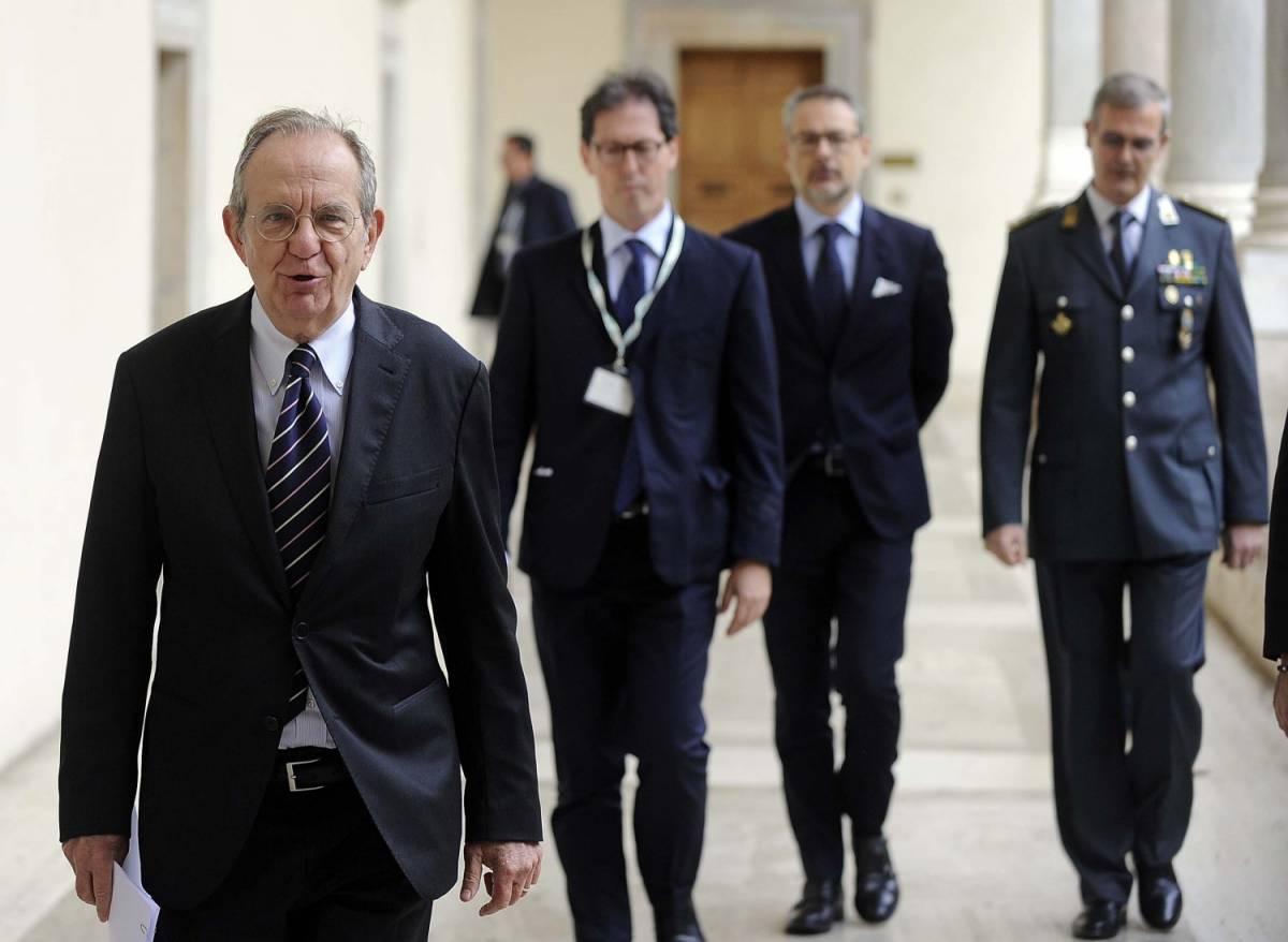 "Manovra, Padoan accelera: ""Già a lavoro per Bruxelles"""