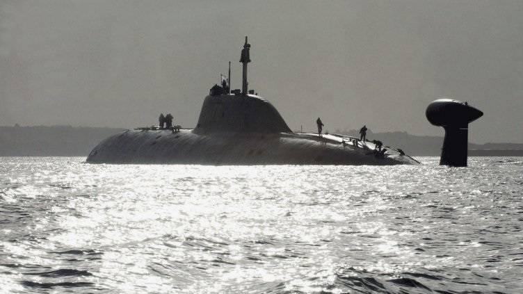 Mosca invia sottomarini Akula nel Mar Mediterraneo
