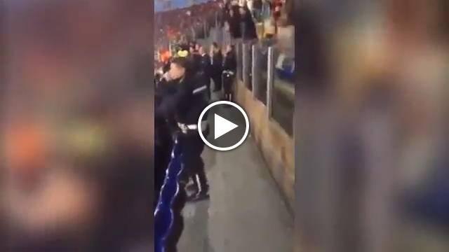 Il vigile urbano tifoso della Roma multato per comportamenti poco esemplari