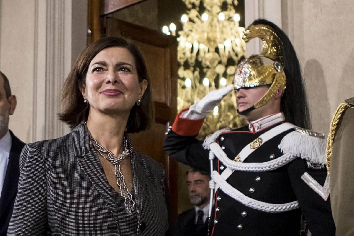Studentessa straniera cacciata dalla Camera. E la Boldrini ne approfitta per farsi pubblicità