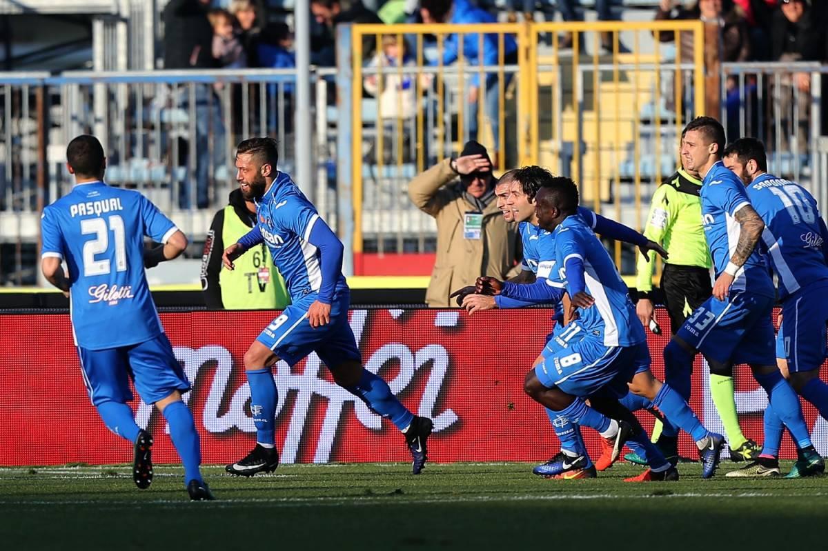 Mchedlidze fa felice l'Empoli: una doppietta del georgiano stende il Cagliari