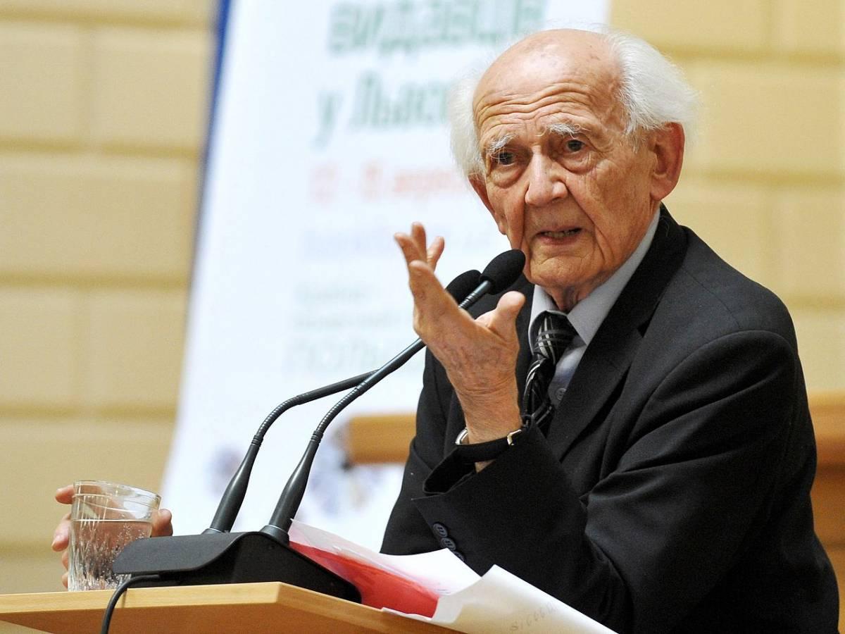 Morto Zygmunt Bauman
