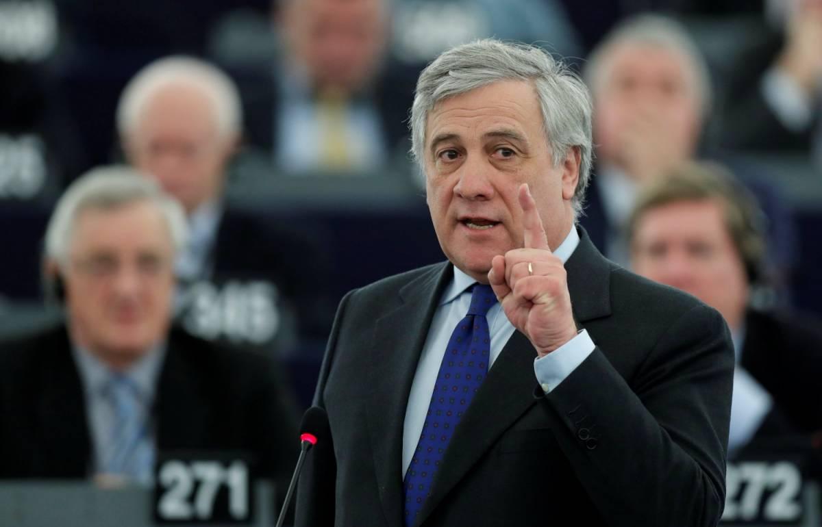 """Tajani: """"Non sarò premier Ue, ma presidente di tutti"""""""
