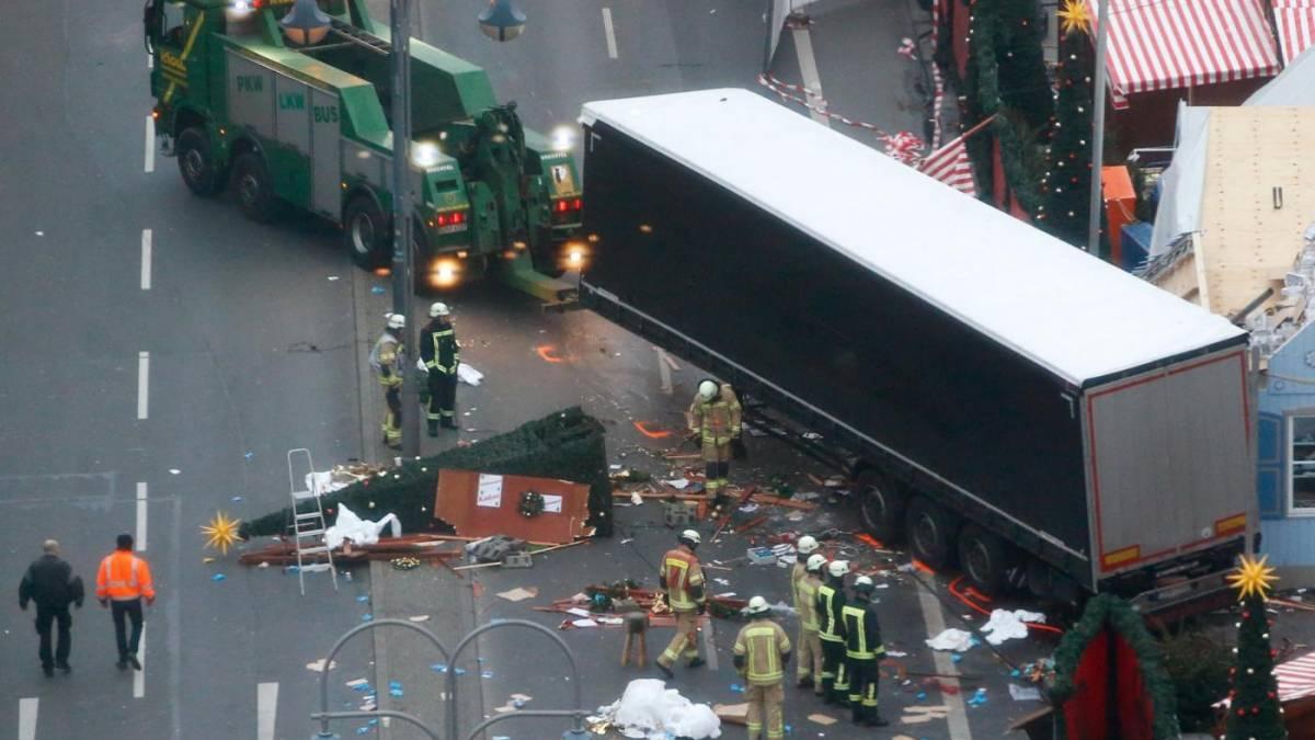 """La strage di Berlino? Un """"incidente stradale"""". E per Fabrizia niente risaricimento"""