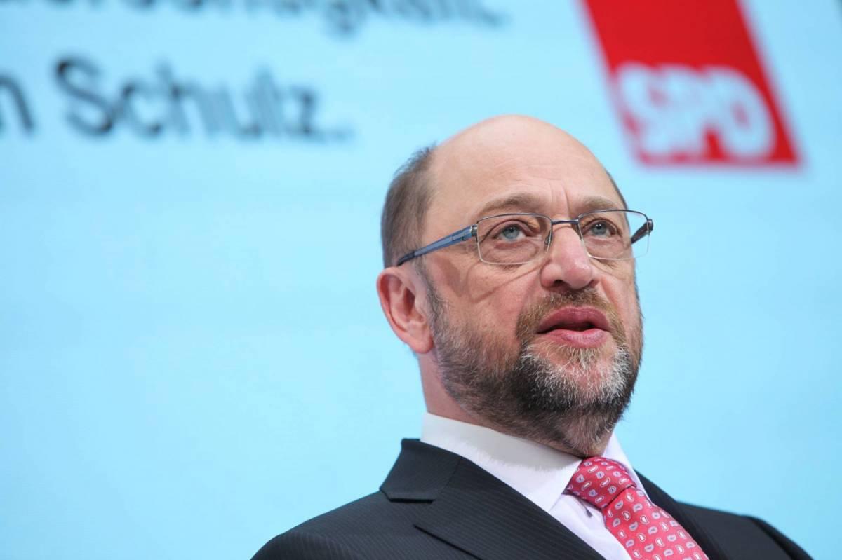 Martin Schulz ora fa il conservatore