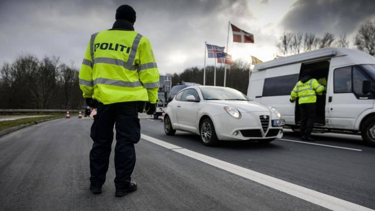 Il Nord Europa ora si blinda: le frontiere chiuse ai migranti