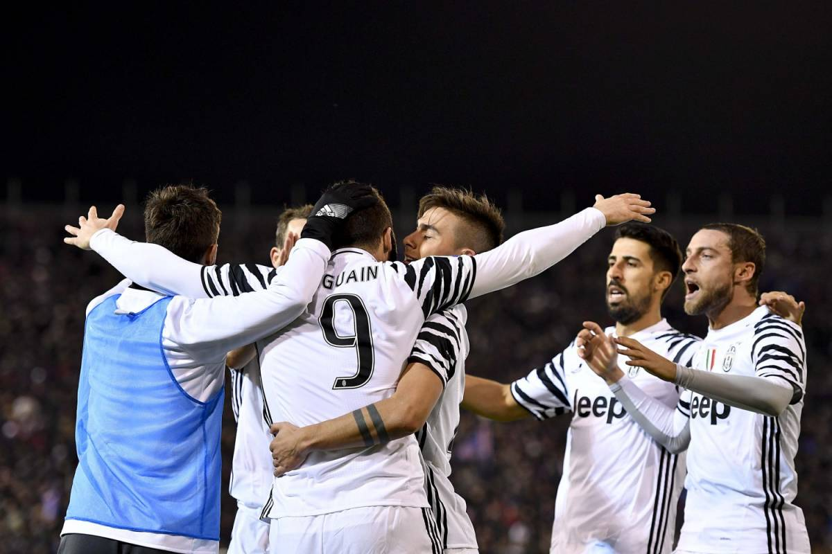 La Juventus è inarrestabile: i bianconeri staccano Roma e Napoli