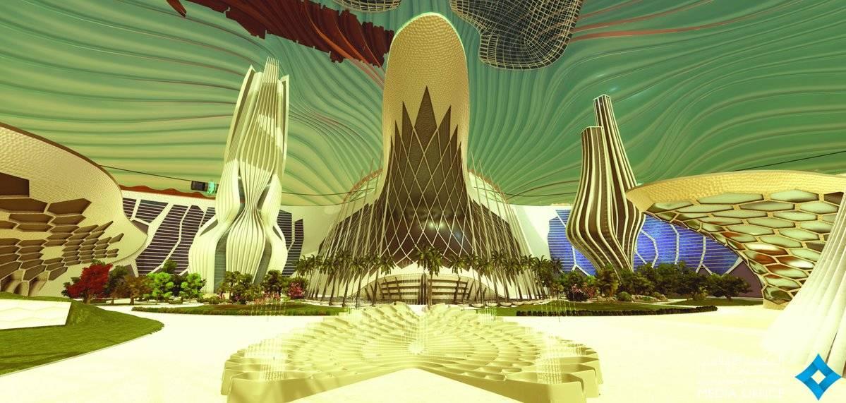 """L'annuncio degli Emirati: """"Entro il 2117 una città su Marte"""""""