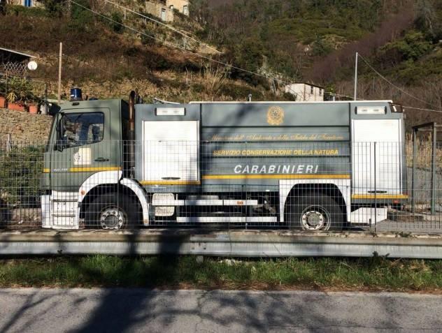 """Vigili del Fuoco: """"Gli anticendio dei Forestali assegnati ai carabinieri"""""""