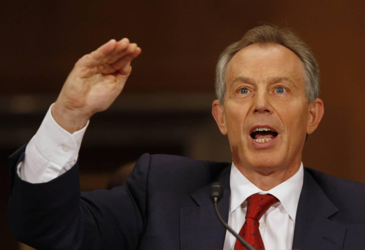 """Tony Blair contro Brexit: """"Potrei tornare in politica per impedire uscita dall'Ue"""""""