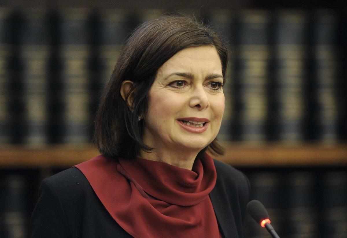 """Boldrini, la rivincita della miss: """"Anche noi siamo scienziate"""""""
