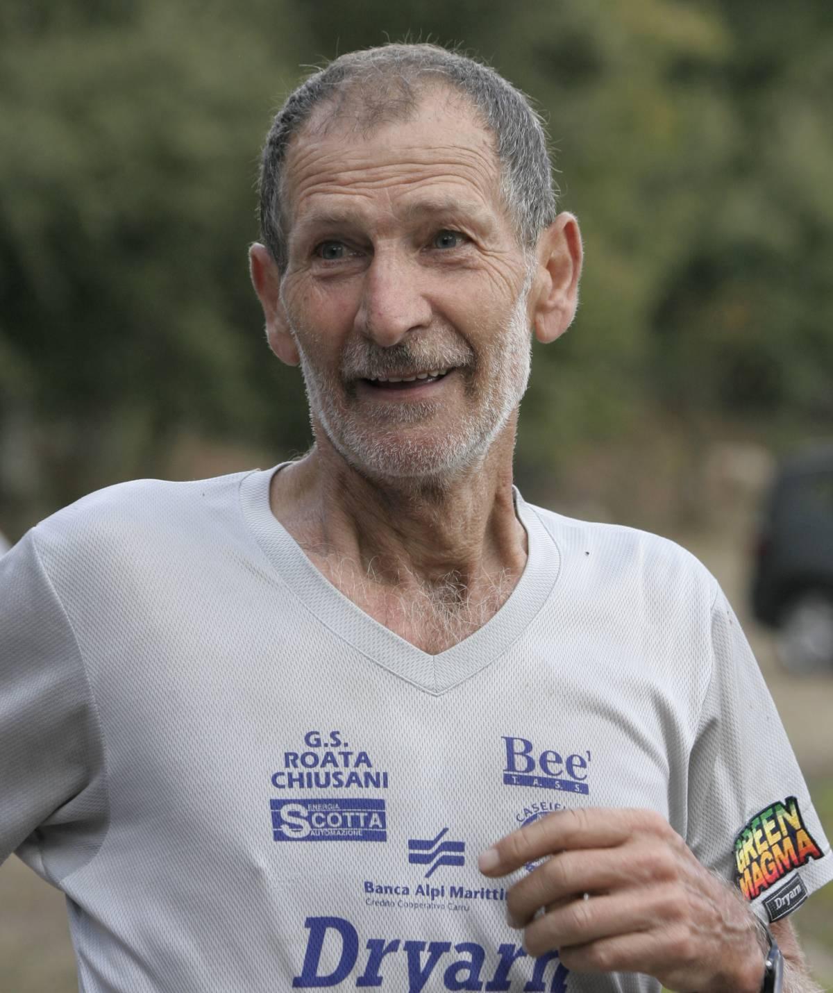 """""""Corro da 41 anni. Il mio doping? Il parmigiano"""""""