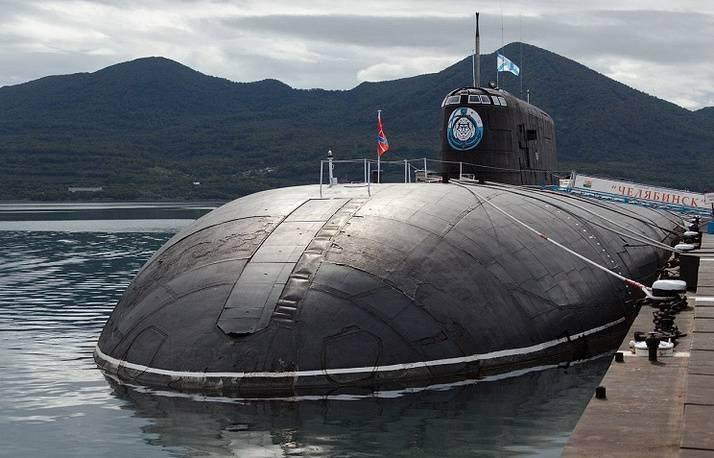 Russia, varato il sottomarino più grande del mondo