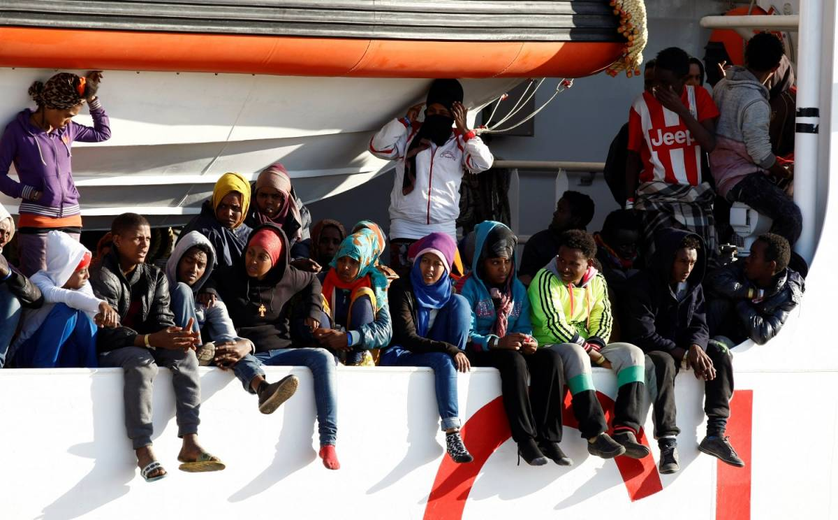 È emergenza sbarchi in Italia: in tre giorni arrivano 8.500 migranti