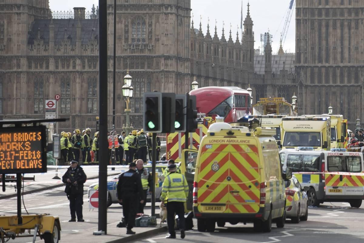 Sangue a Westminster