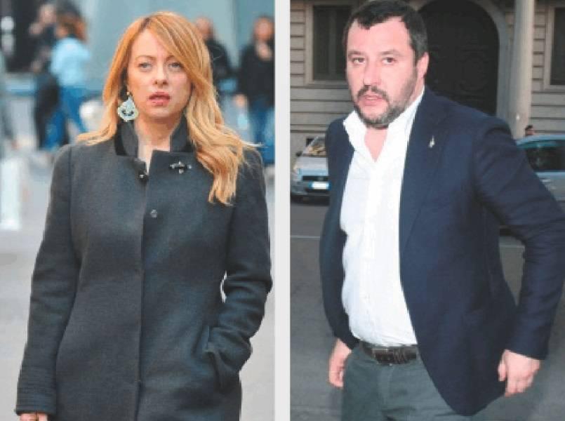 Fdi e Lega insieme? L'ipotesi lista unica tenta Meloni e Salvini