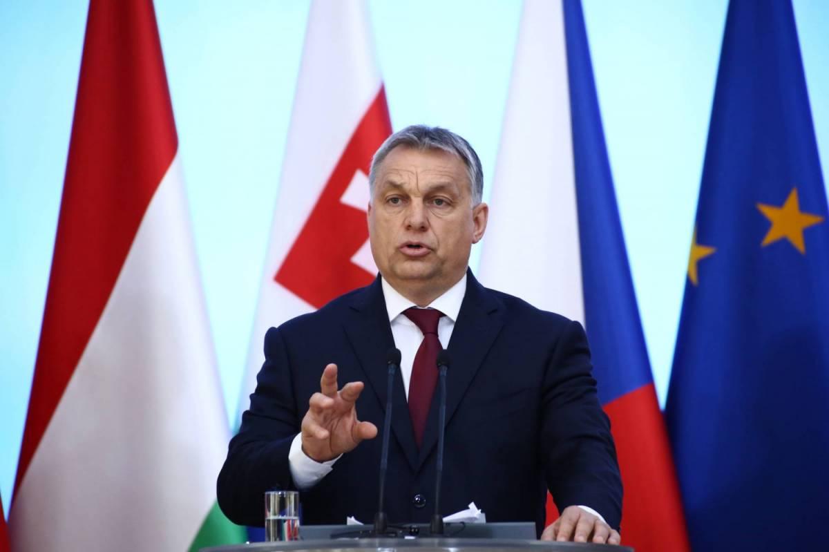 Ungheria, Orban stravince