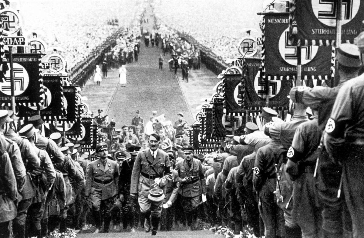 """Arriva un altro """"Mein Kampf"""". Ma stavolta nessuno protesta"""