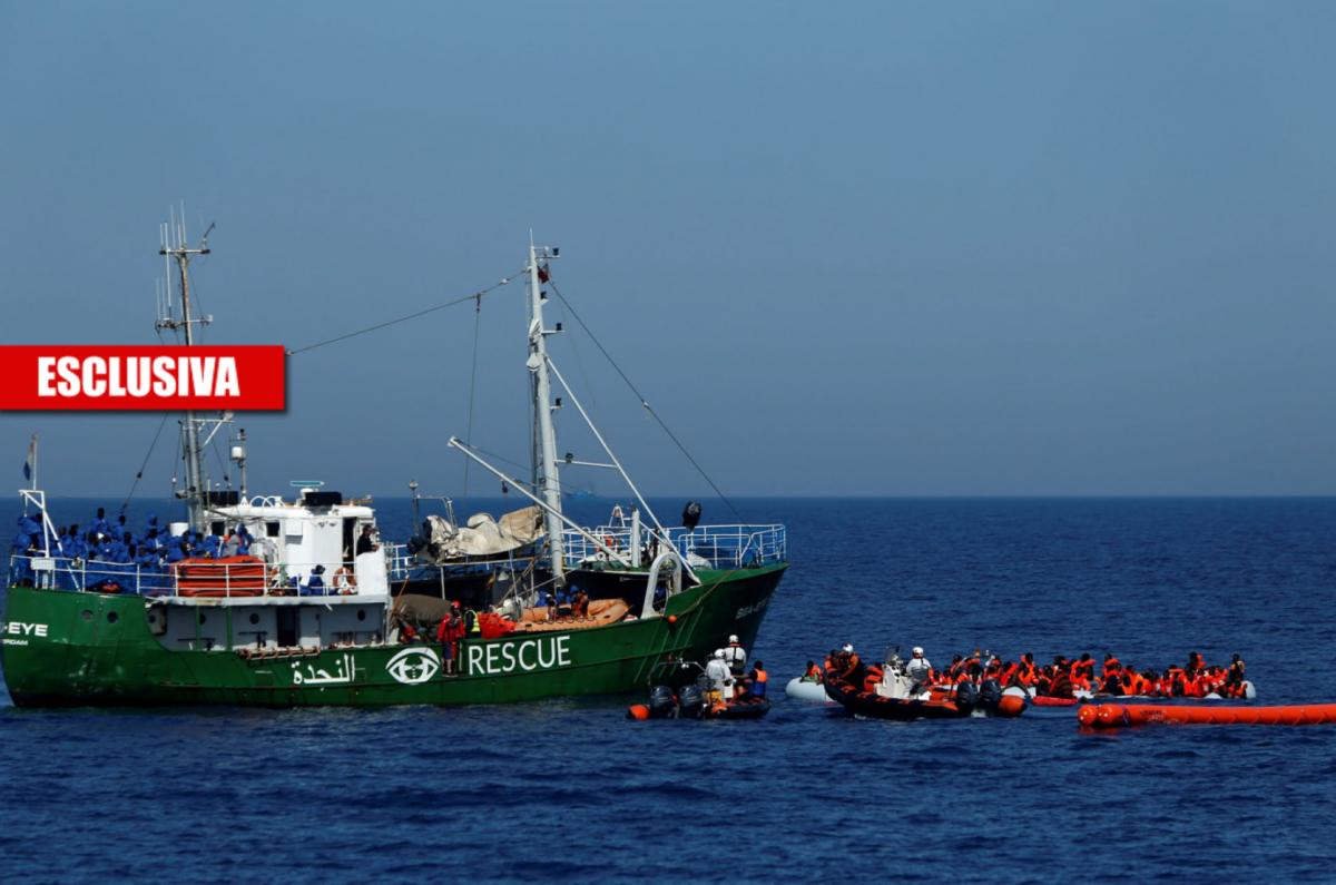 Ong ancora padrone del mare: fanno sbarcare fino al 50% dei migranti