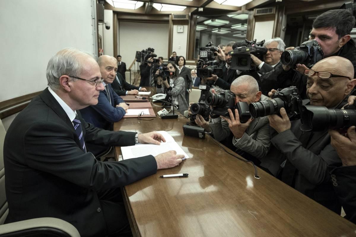 """Il Csm sta con Zuccaro: """"Vada avanti con le indagini"""""""