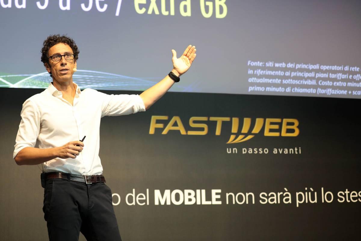Fastweb punta sul mobile e «aiuta» Tim contro Iliad