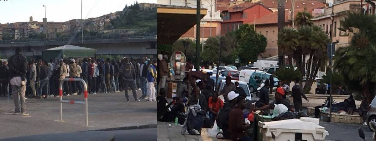 Torna l'emergenza migranti: Ventimiglia è già al collasso