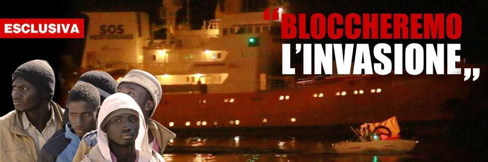 """Nasce una flotta anti-Ong: """"Così faremo il blocco navale"""""""